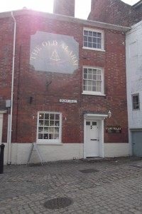 The old Alarm, Quay Hill